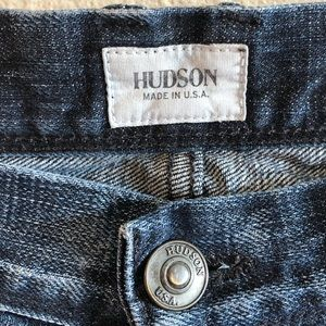 Hudson Gently Worn Jeans